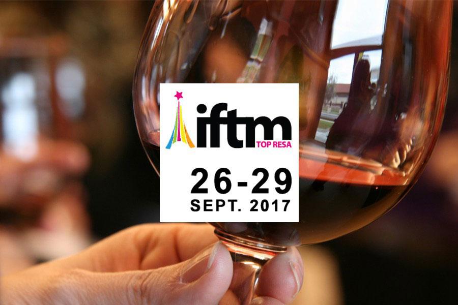 IFTM Top Resa Feria de turismo entre profesionales de París
