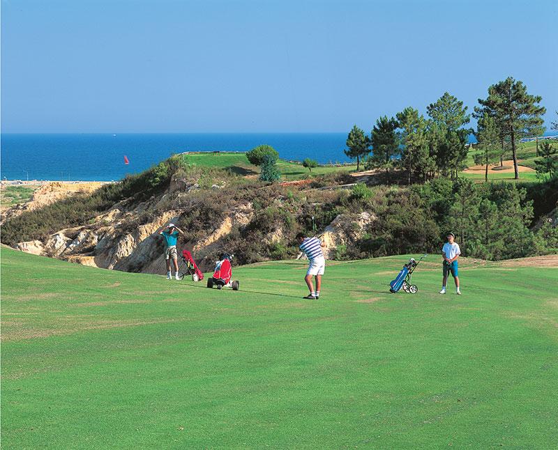Campo de Golf cercano al Puertoantilla Grand Hotel
