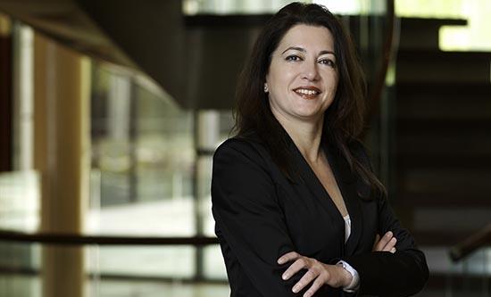 Carmen Lopez Pintor, Directora General de Groundforce, Globalia.
