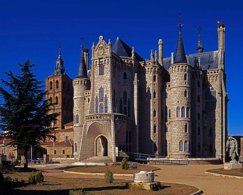 Astorga Palacio Episcopal