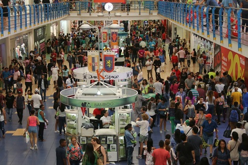 Panamá turismo de compras
