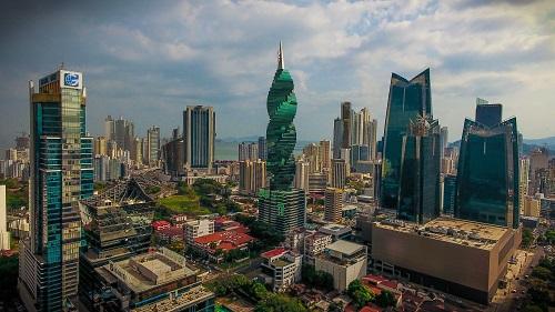 Vista panorámica de Panamá