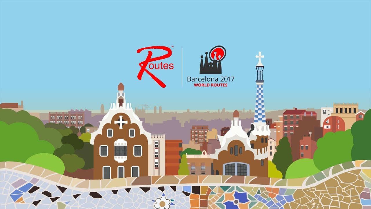 World Routes 2017 barcelona
