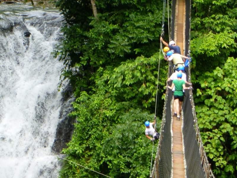 Ecoturismo en centroamérica