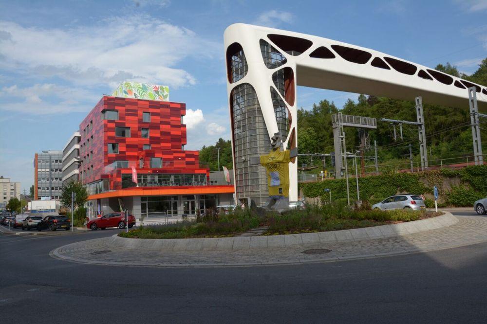 Hostel en esch-sur-alzette en el sur de Luxemburgo
