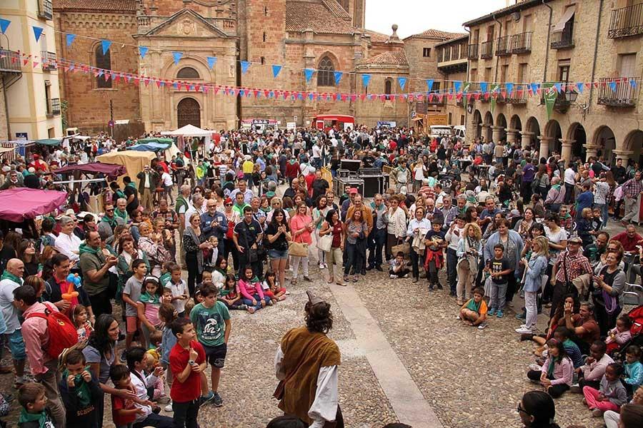 Celebración de la Capital Rural de Sigu?enza