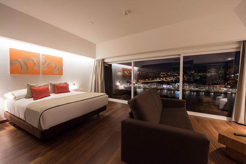 habitacion en el Hotel Carris