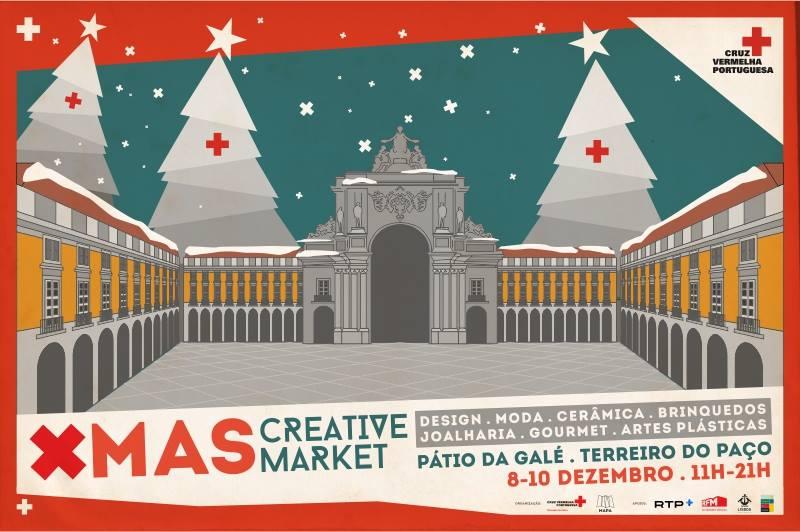 XMas Creative Market Lisboa