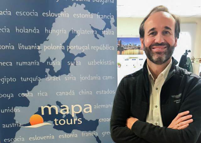 alberto Cejo mapa tours