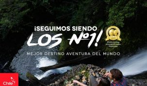 chile mejor destino de turismo de aventura Travels awards