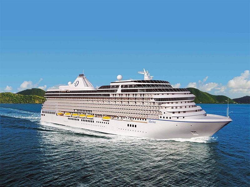 Oceania Cruises The Bistro