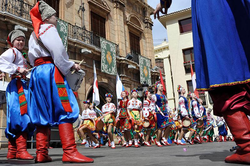 Fiestas de la MAgdalena en Castellón de la Plana