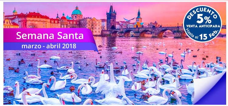 Semana Santa 2018 MAPA TOURS