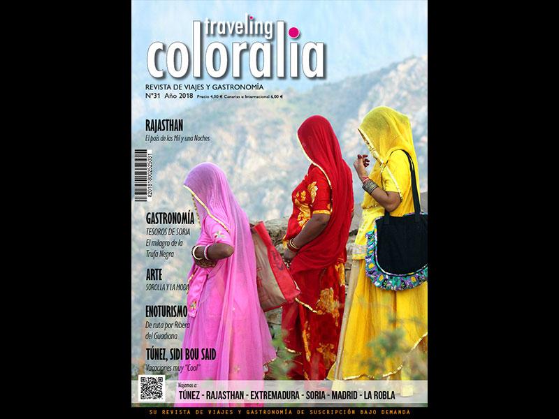 Revista Traveling-Coloralia 31