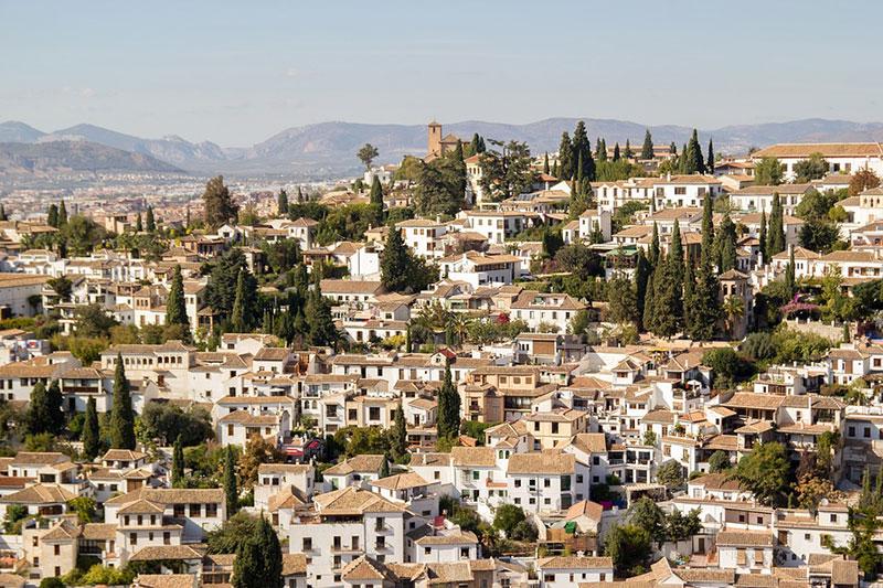 Hoteles Dauro Granada