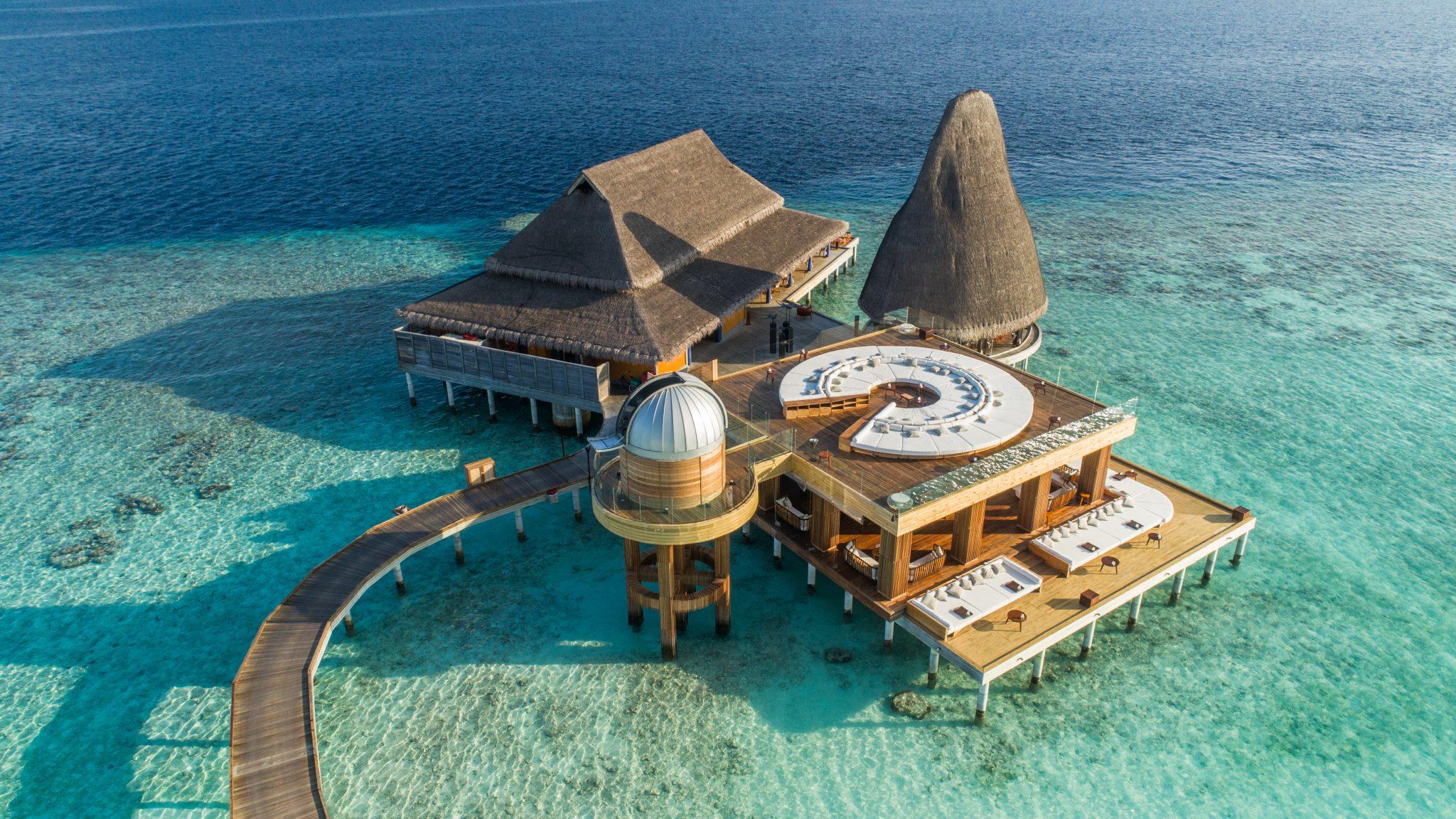 Anantara, Kihavah, Maldivas