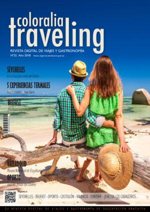 Portada Revista Traveling Nº32