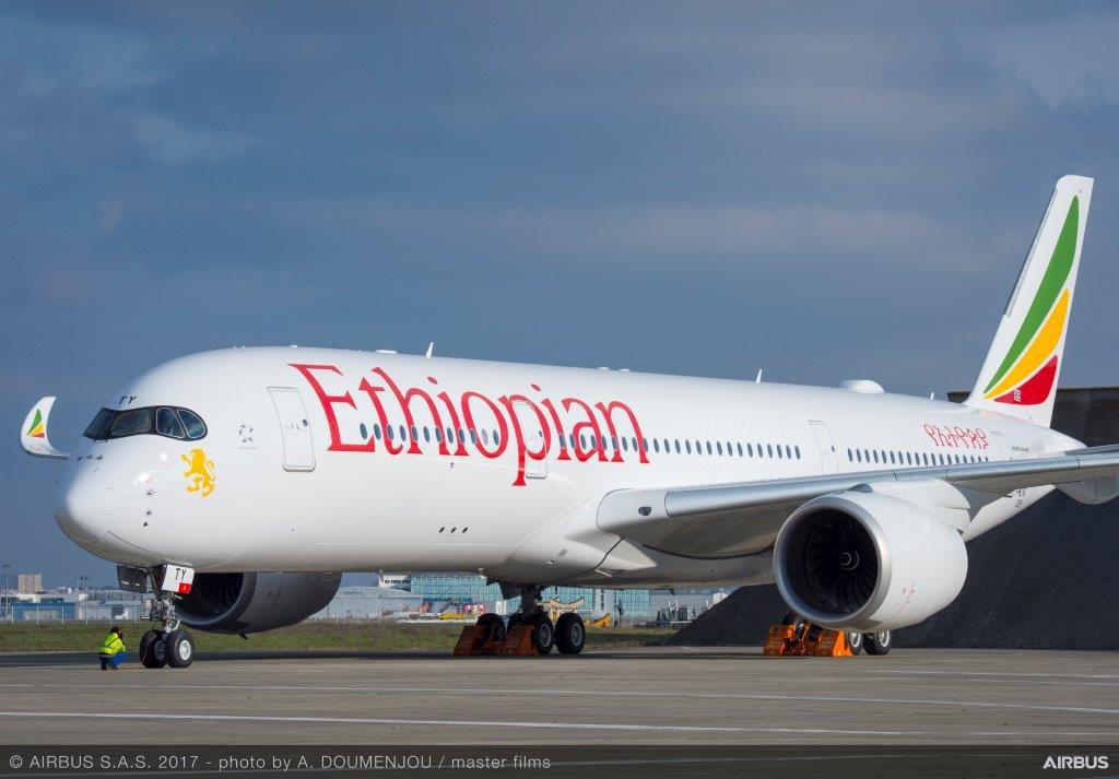 Ethiopian, Airlines,airbus