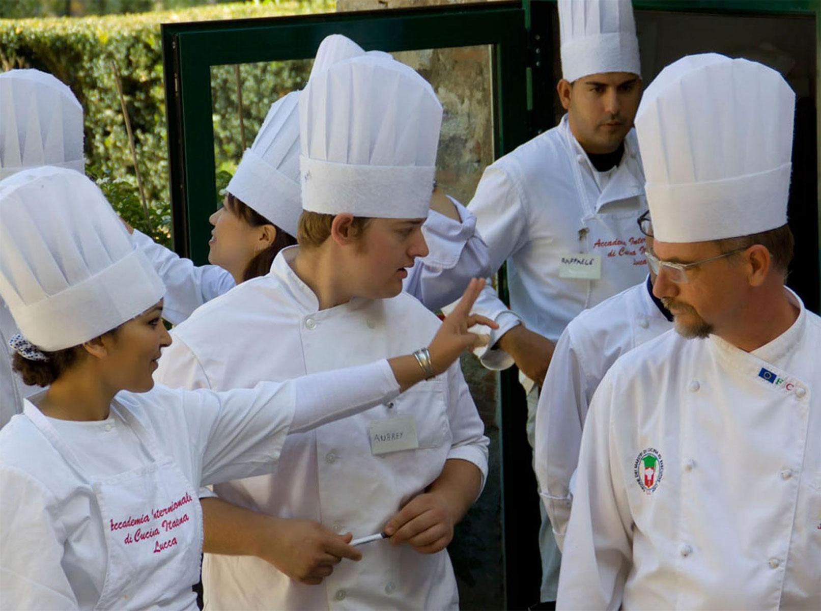 Federación Italiana de Cocineros en España