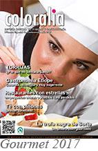 Revista Traveling gastronomía 2017