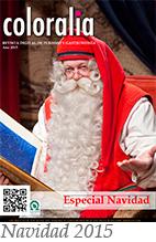 Revista Traveling navidad 2015