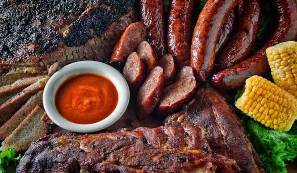 Gastronomia de Dallas