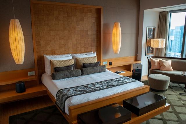 Habitación del Hotel Mandarin Oriental Tokio