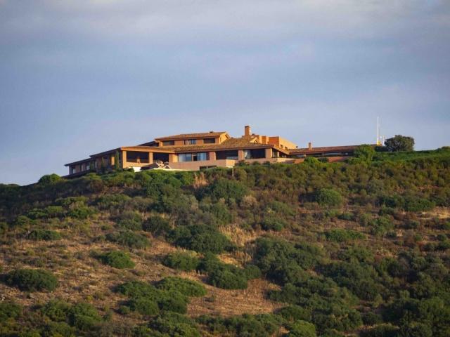 Vista general de la casa