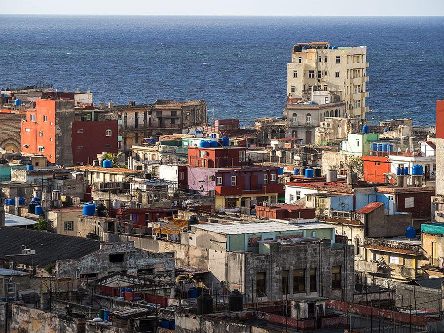 Vista de La Habana