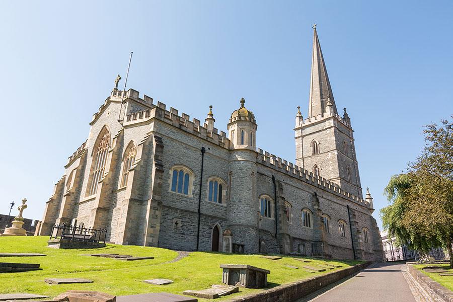 Catedral de St-Columb