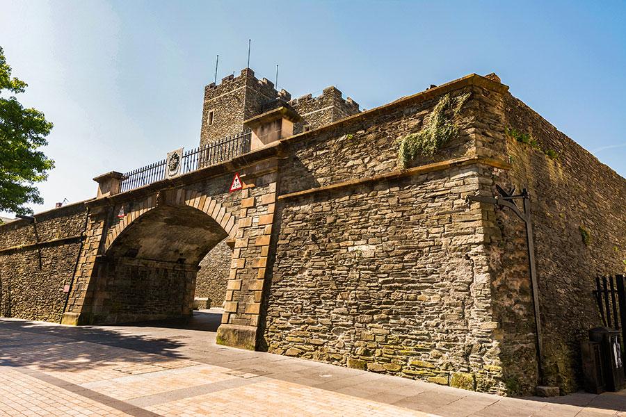 Murallas de Derry