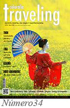 Revista Traveling n-34 sep-octubre portada