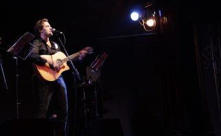 Miguel yúfera en concierto