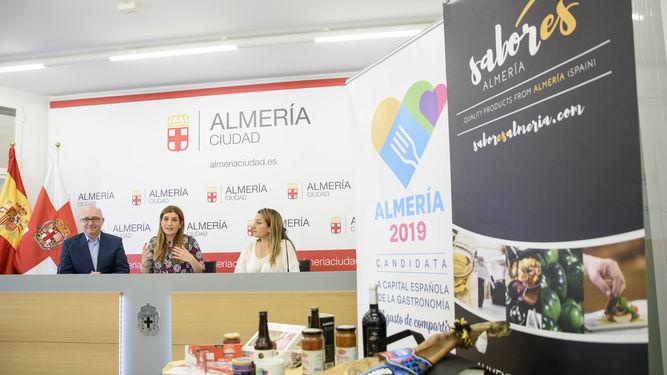 Dia Mundial de la tapa celebrado en Almería