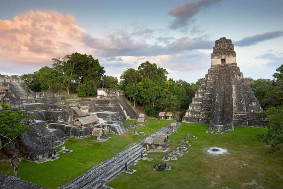 Ciudad de Tikal, Patrimonio de la Humanidad desde 1979
