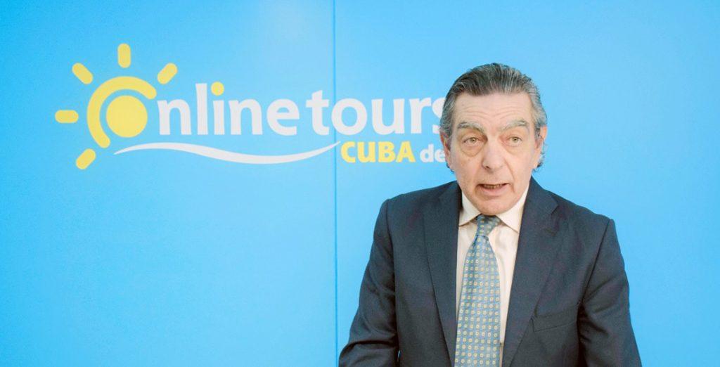 Ricardo fernández Director de Marketing y comunicación de Ávoris, en representación de Evelop