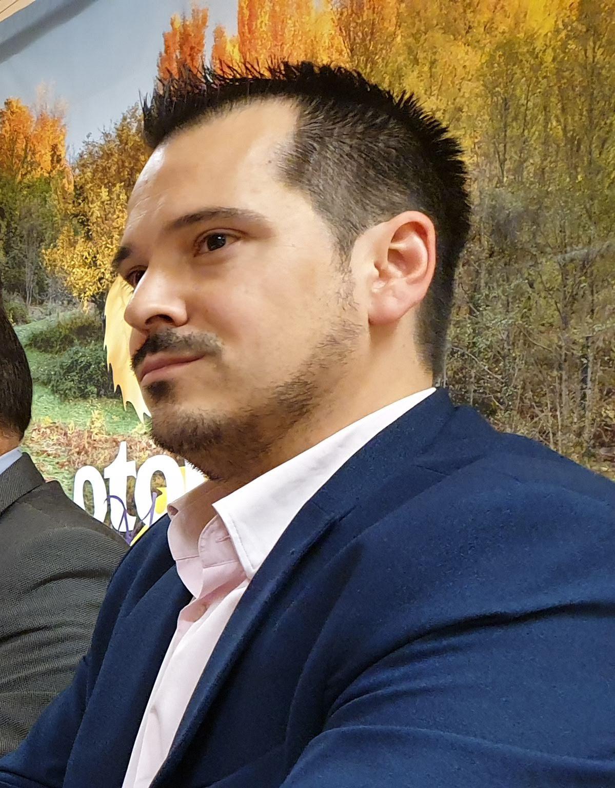 Óscar Mateos del Valle del Ambroz DIVA