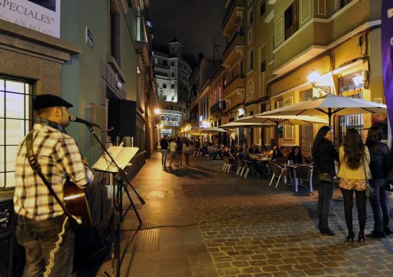 Ruta de los pinchos en Vegueta, casco histórico de Las Palmas