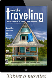 Revista Traveling num 36 para tablets y móviles