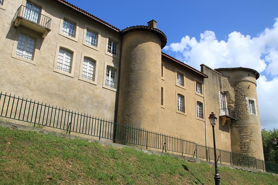 Castillo Viejo de Bayona