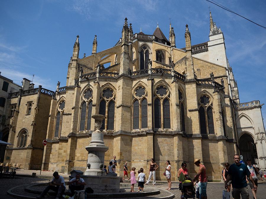 Catedral de Sta Maria en Bayona
