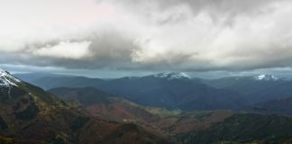 """Las montañas de O Courel en Galicia son el marco donde se desarrolla """"Trinta Lumes"""""""