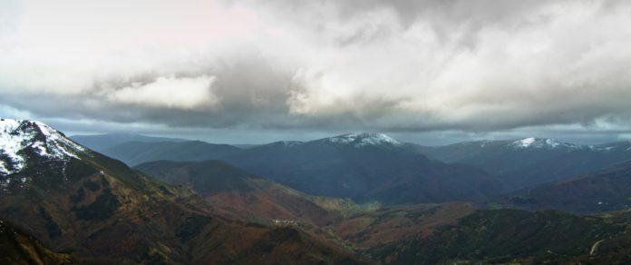 Las montañas de O Courel en Galicia son el marco donde se desarrolla