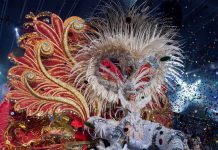 El Carnaval de Tenerife a menos de 3 horas con Iberia Express