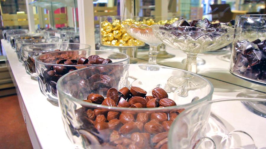 Chocolateria en Bayona