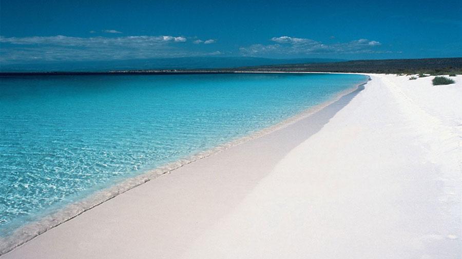 Playa de Bahía de las Aguilas