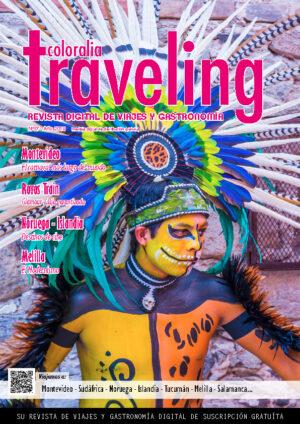 Portada Revista Traveling Nº37