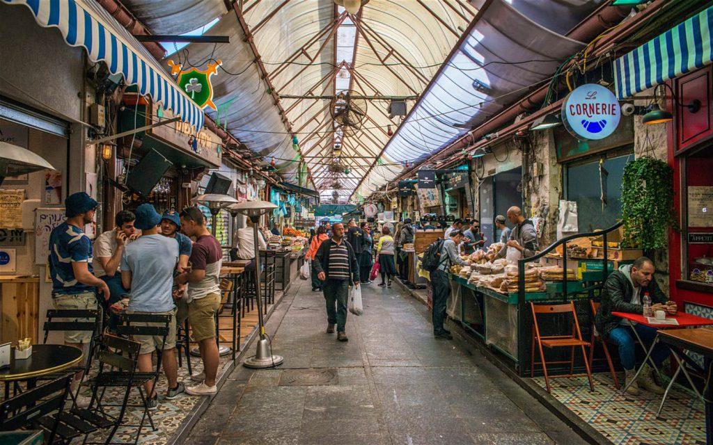 Mahane Yehuda, Jerusalem y sus mercados