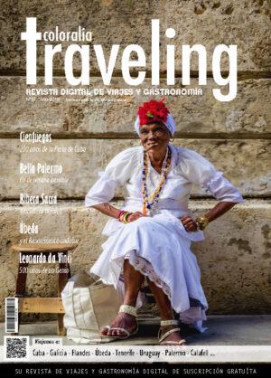 Portada revista Traveling Nº38