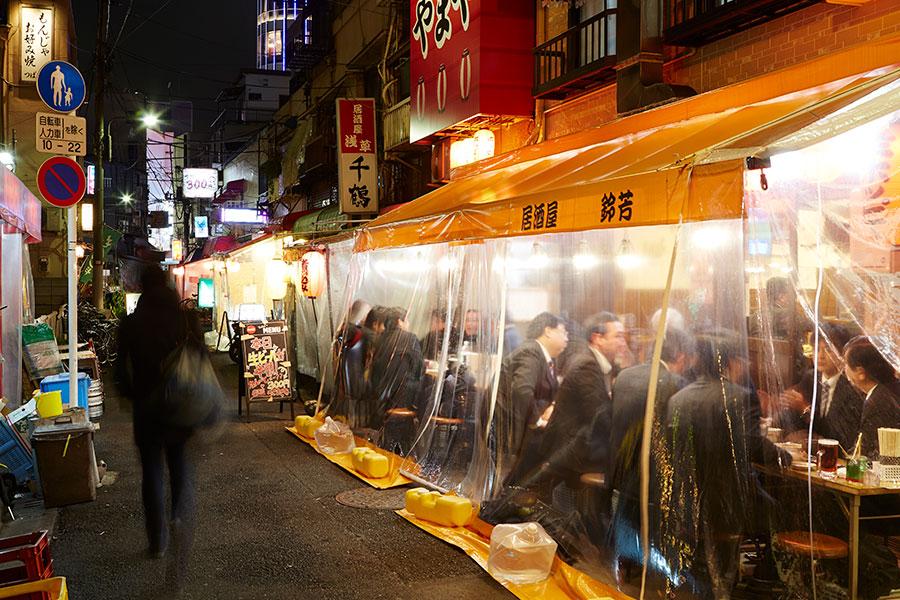 Restaurantes en Asakusa, Tokio